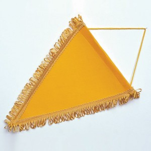 Ready Range Pennant Triangular,Positive Branding