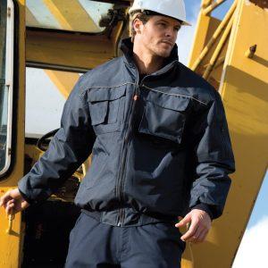 Result Work-Guard Sabre Pilot Jacket,custom workwear