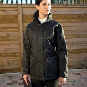 Result Work-Guard Ladies Platinum Managers Jacket,custom workwear