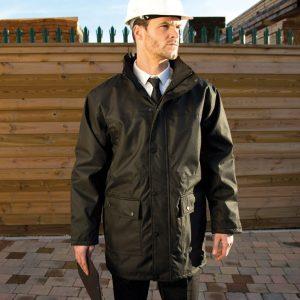 Result Work-Guard Platinum Managers Jacket,custom workwear