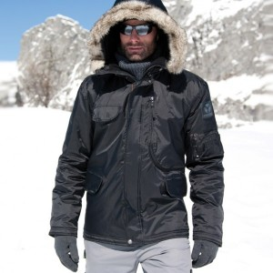 Result Work-Guard Ultimate Cyclone Parka,Positive Branding