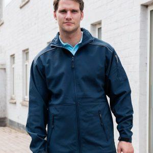 RTY Soft Shell Workwear Jacket,custom workwear