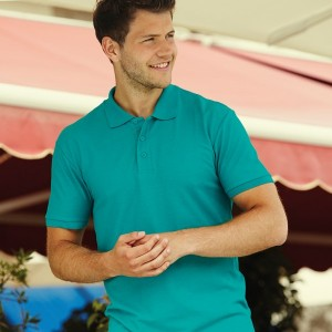 Fruit of the Loom Poly/Cotton Pique Polo Shirt,custom workwear