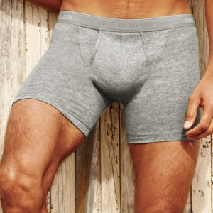 Fruit of the Loom Classsic Boxers,Positive Branding