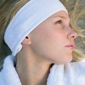 Towel City Beauty Hairband,Positive Branding