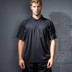 Custom Printed and Embroidered Polo Shirts