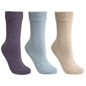 Trespass Ladies Alert Winter Socks,Positive Branding