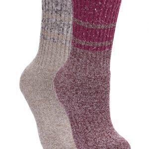 Trespass Ladies Hadley Boot Socks,Positive Branding