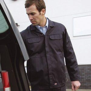 Dickies Redhawk Jacket,branded staff uniforms in London