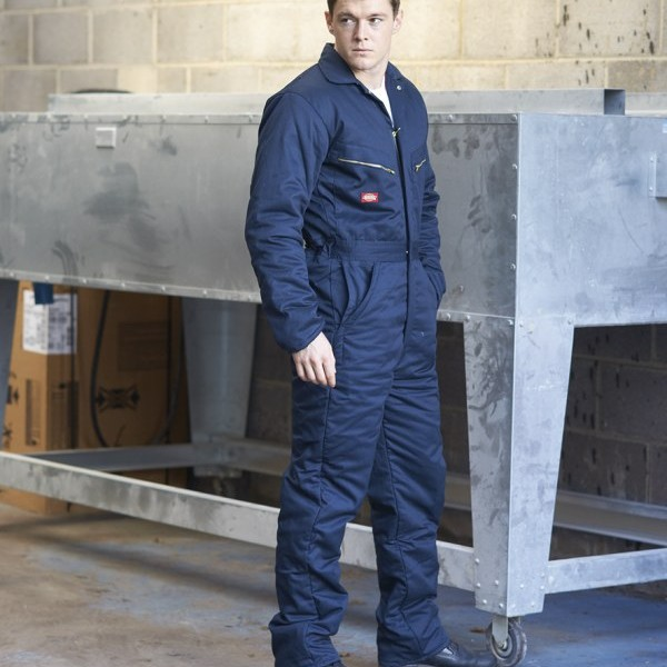 Dickies Lined Coverall,Positive Branding