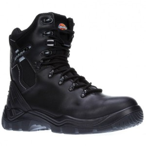 Dickies S1P Quebec Lined Safety Boots,Positive Branding