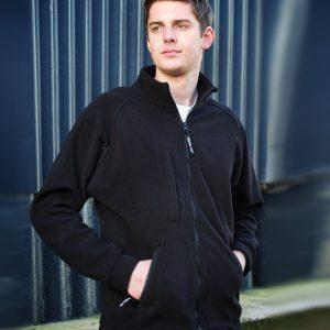 Warrior Baltimore Fleece Jacket,Positive Branding