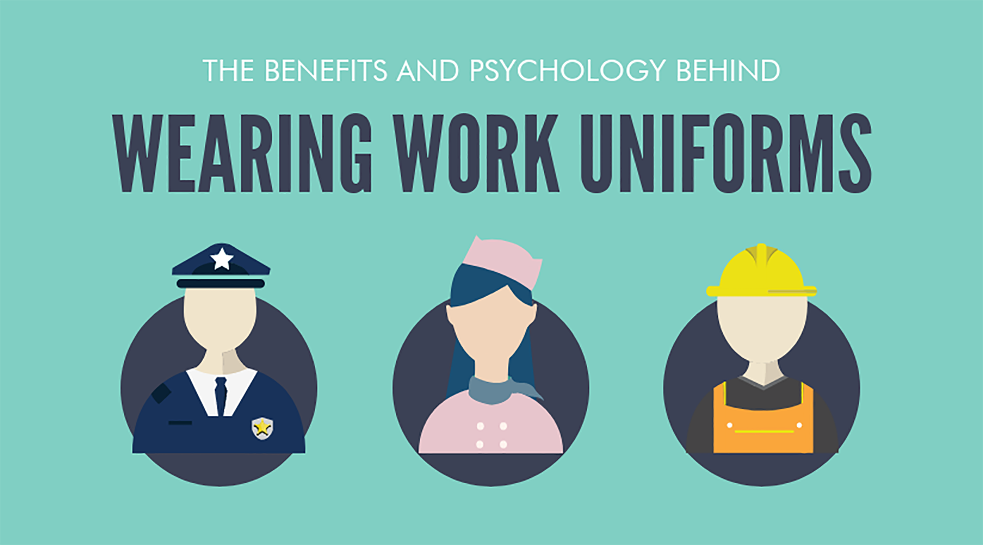 The Benefits and Psychology Behind Wearing Work Uniforms