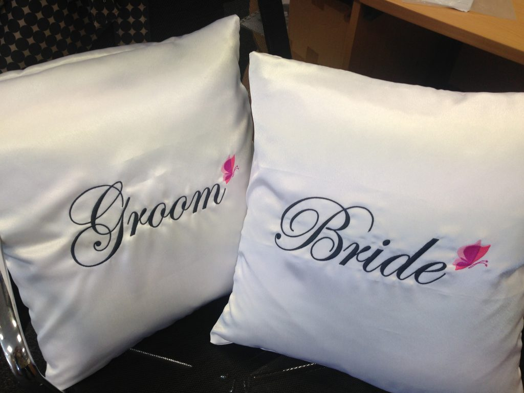 Clothing Embroidery in London, Embroidered Clothing